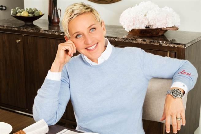 艾倫近期醜聞風波不斷 (圖/ Ellen DeGeneres 臉書)