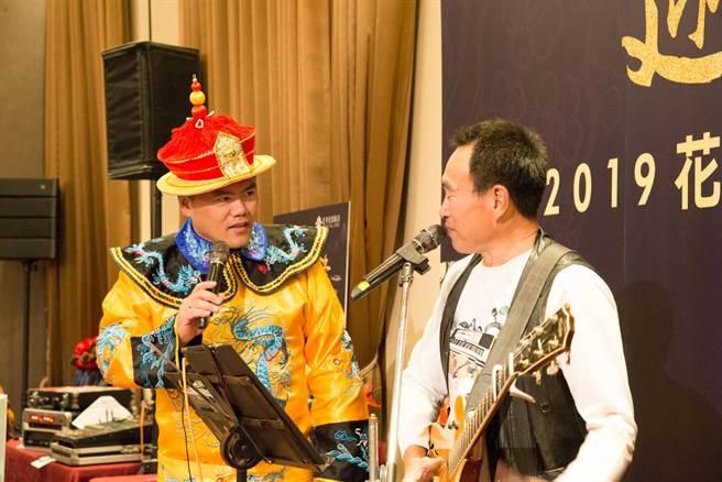 高雄田寮花季度假飯店跨年夜將盛大舉辦晚會慶祝。(柯宗緯翻攝)