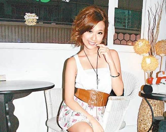 「E Cup Baby」劉欣宜7年前退出演藝圈轉行當空姐。(取自東網)