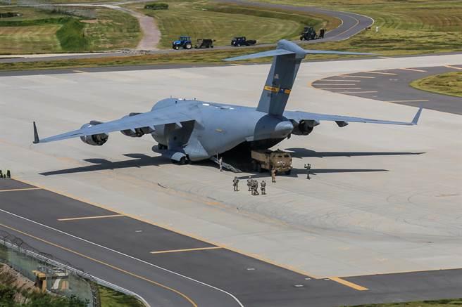 為加速戰時指揮權移交,並避免長期拖延基地歸還影響美韓關係,美軍一口氣歸還12座駐韓基地。圖為駐韓美軍群山空軍基地一隅。(圖/DVIDS)