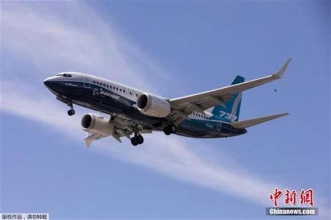 波音737MAX停飛超過一年半,雖然在上個月終於獲得美國聯邦航空管理局獲批復飛,但大陸當局卻未透露何時會放飛。(中新社資料照)