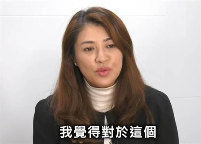 中天新聞台將於12月11日午夜過後,正式停播。國民黨立委許淑華怒轟,這是壓倒言論自由的最後一根稻草。(翻攝中時新聞網)