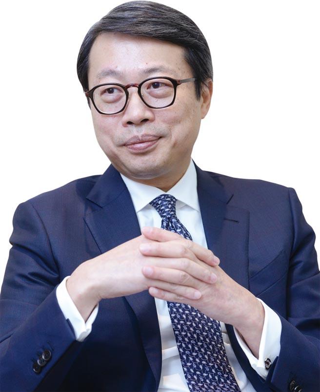 凱基投顧董事長朱晏民
