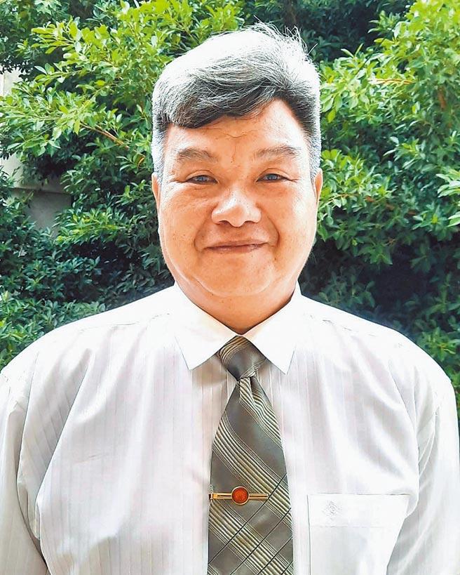 澎湖警界铁汉蔡进特,今年荣获全国模范警察及国家警光奖最高殊荣。(陈可文摄)