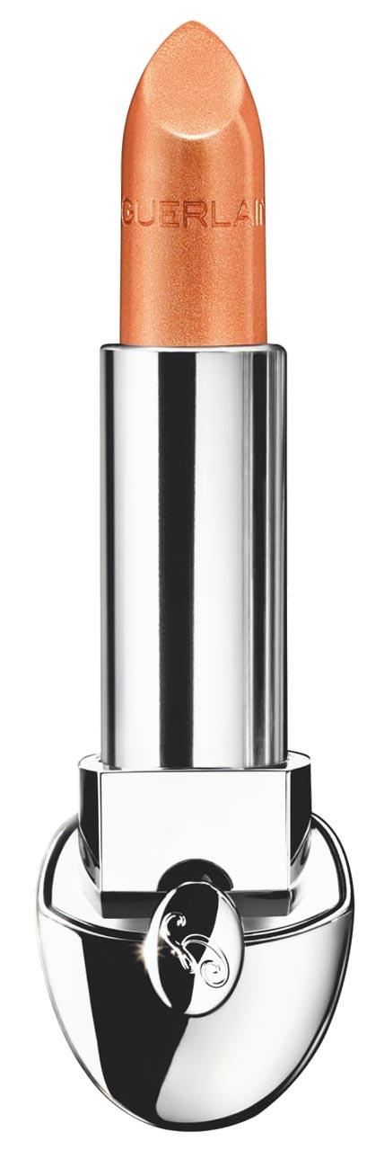 嬌蘭紅寶之吻高訂脣膏瑩潤珠光限量版(#07Nude Coll),1160元。(嬌蘭提供)
