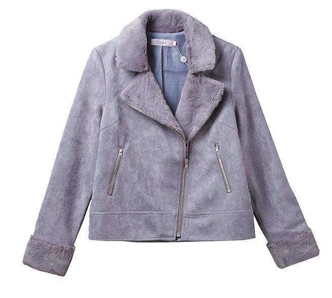 H2O+IENA騎士風夾克,推薦價5380元,優惠價3180元。(Global Mall提供)