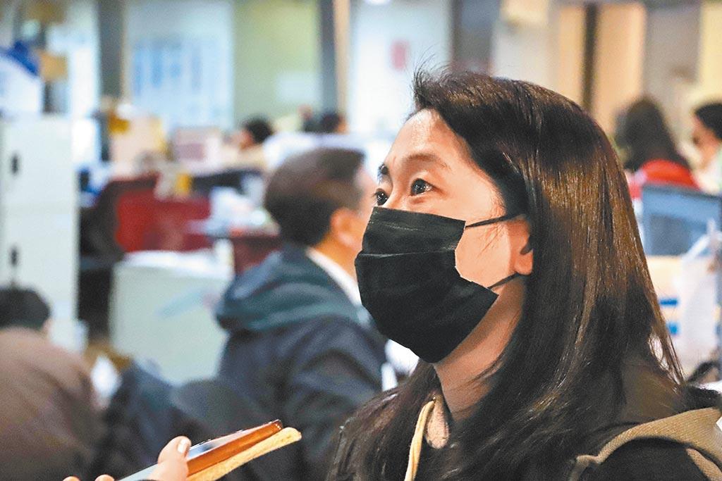 中天編播中心副主任梁麗雙,在中天服務17年。(中天新聞台提供)