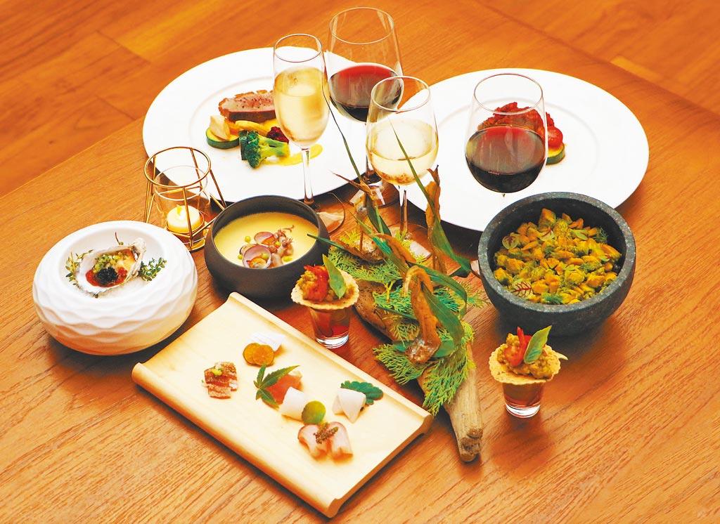 澎湖福朋喜來登「五星主廚月」,打造澎湖史上最大餐酒會。(福朋喜來登提供/陳可文澎湖傳真)飲酒過量 有礙健康