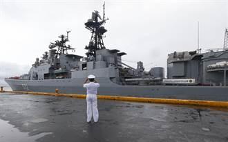 俄無畏級驅逐艦擬升級加裝鑽石飛彈 打造遠東最強戰艦