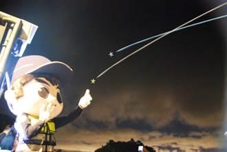最狂雙子座流星雨明晚登場  仰德大道將實施交管