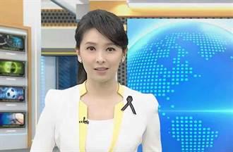 中天告別52台 網問最正女主播是誰?網激推她