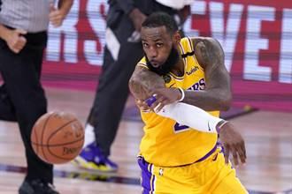 NBA》反詹球評:湖人不可能有2位最佳球員