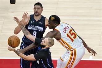 NBA》熱身賽開打!魔術驚險射下「新生」老鷹