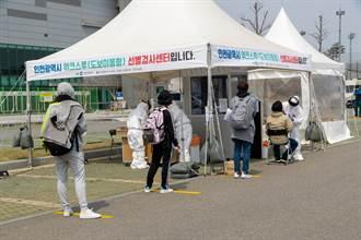 韓國單日確診950例 疫情擴散恐增速