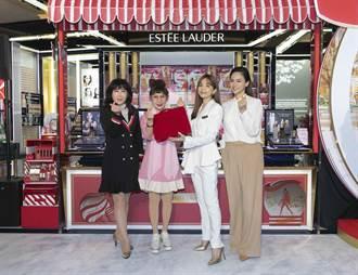 頂級美妝雅詩蘭黛開辦耶誕市集 女星陳嘉樺送禮偏好實用款