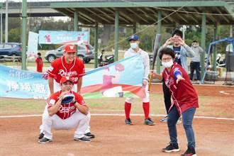 打造棒球生態圈 味全龍再創竹市棒球狂潮