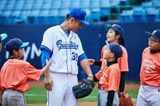 悍動希望公益棒球營 許孩子一個職棒夢