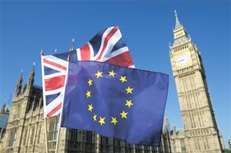 英國甩了歐盟