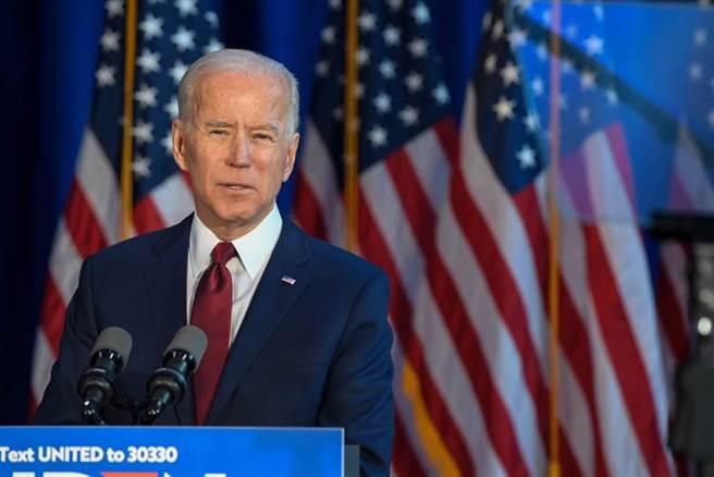 美國總統當選人拜登。(圖/達志影像shutterstock提供)
