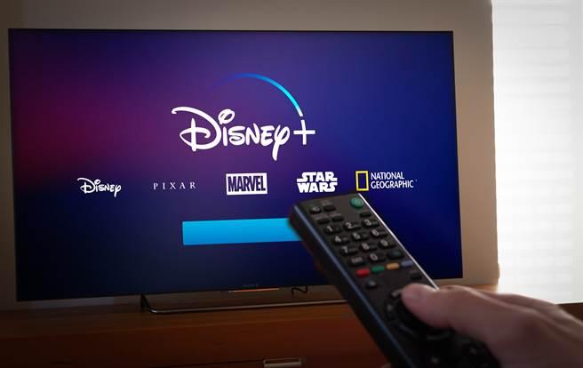 Disney+訂閱戶數成長速度遠超預期。(達志影像shutterstock)