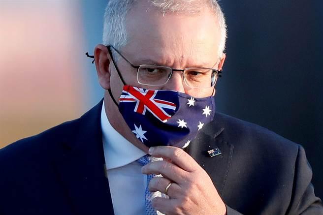 澳洲总理莫里森向美国总统川普效仿,一切强调本国优先,加上打坏与中国大陆关系,恐让澳洲国际教育产业萎缩。(路透资料照片)