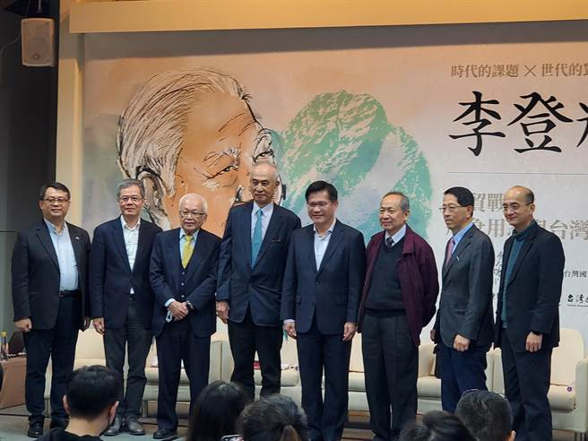 林佳龍:解決中國崛起的答案就在台灣。曾薏蘋攝
