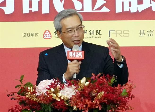 财信传媒董事长谢金河。(本报系资料照片)