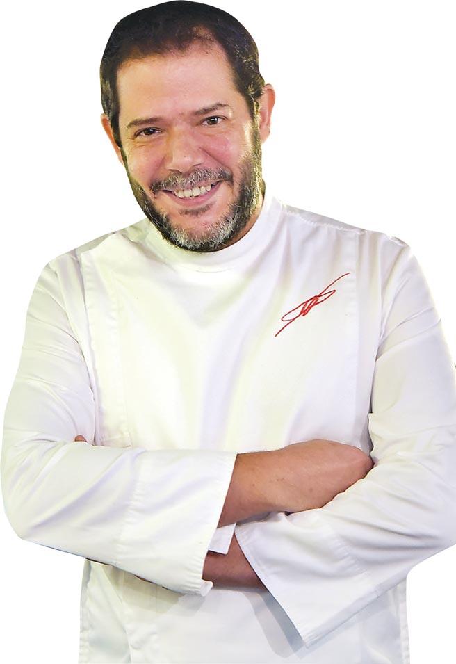 ˙看好台中的高端餐飲市場發展成熟,〈隱丹廚〉主廚丹尼爾(Chef Daniel Negreira)透露將赴台中開西班牙Fine Dining餐廳,店名叫「DNA」。圖/姚舜