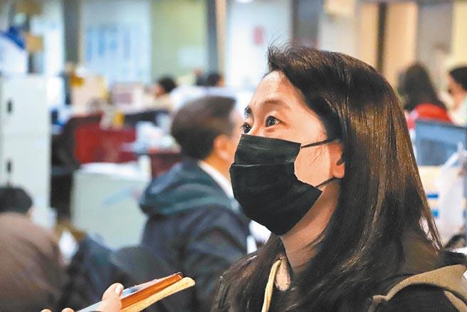 中天编播中心副主任梁丽双,在中天服务17年。(中天新闻台提供)