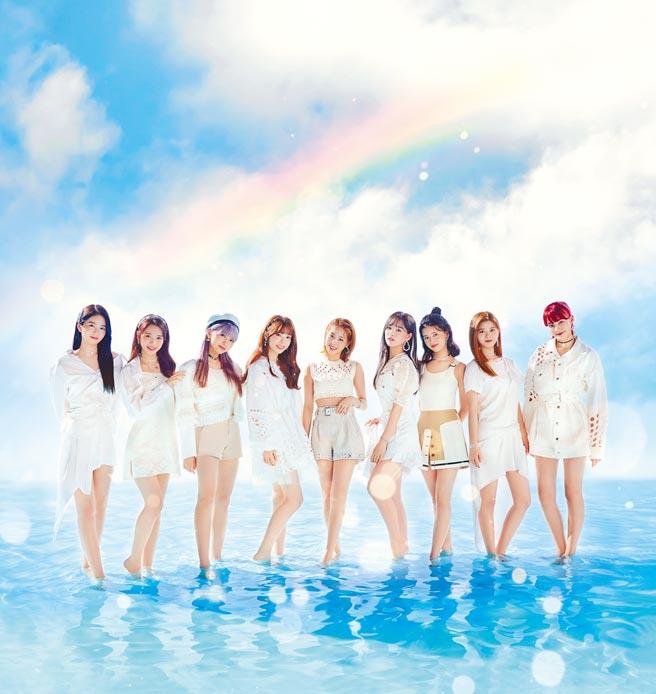 K-POP血統的「NiziU」12月2日正式出道。(索尼音樂提供)