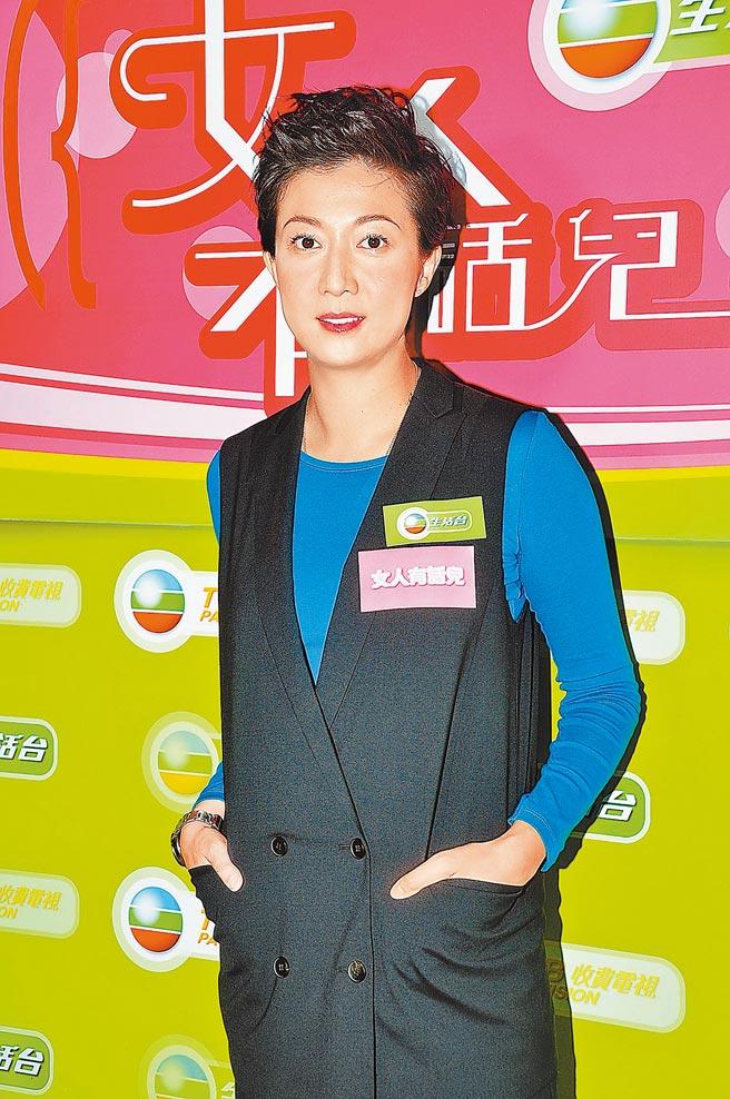吳綺莉1999年和成龍發生婚外情,生下女兒吳卓林。圖片提供:中時資料庫