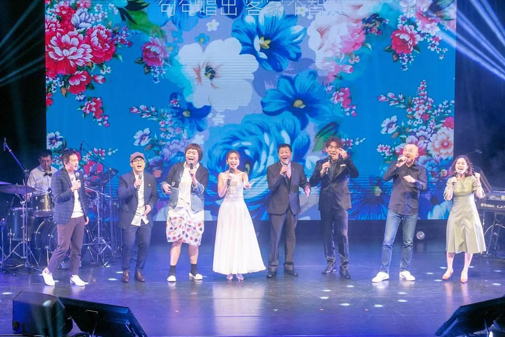 客家音樂節12日在新竹起跑。(典選音樂提供)