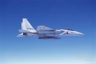 日F-15改掛遠距飛彈費用過高 不編入2021財年恐影響對陸嚇阻