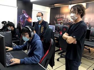 英雄聯盟錦標賽激烈開戰 江肇國:樂見電競全民化