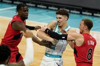 NBA》探花球弟好糗!熱身賽首秀得分掛蛋