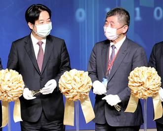 因應疫情守護國人健康  陳時中:拍照時把口罩戴上