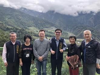 台中市府力推原客共融 訪視海拔最高客家聚落「唐山寮」