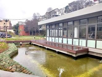 香山高中創校65年最大改造 「馨岳樓」湖畔玻璃教室最吸睛