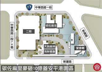 台南超狂飲食園區明年初動工 網嘆:打趴台北一堆店