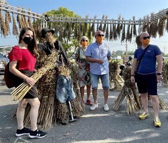 不只來台南獻唱 國際美聲馬丁與李美潔體驗「攜西港」文化祭
