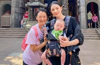 為了孩子堅決留在台灣 歐陽靖吐實「老公不諒解我也不後悔」