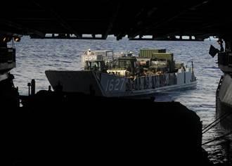 美海軍將造10艘輕型兩棲戰艦 供陸戰隊第一島鏈區作戰