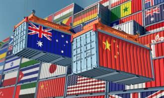 張嘴支持出手搶錢 澳洲輸陸商品份額遭各國趁機瓜分