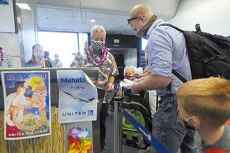 夏威夷開放觀光