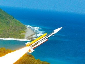 增程雄二E飛彈試射 研判將收尾
