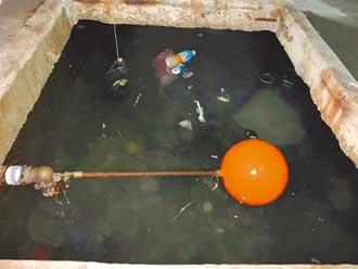 尿瓶廚餘丟蓄水池 住戶喝餿水