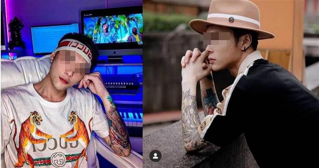 在IG上狂曬照片,鍾男也喜歡以「心靈雞湯」分享心情,講述自己經營「集團」遇上的高低潮。 (圖/翻攝鍾男IG)