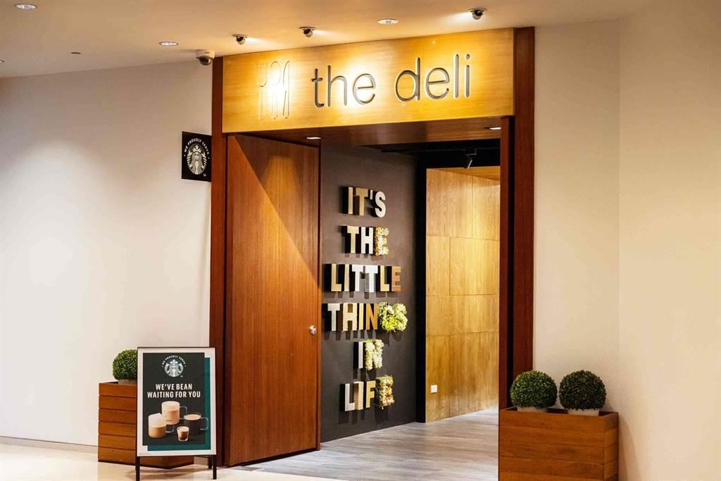 大溪威斯汀 The Deli 星巴克咖啡服務。(大溪威斯汀提供/蔡依珍桃園傳真)