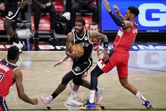 NBA》都回來了!厄文與杜蘭特復出表現超搶眼