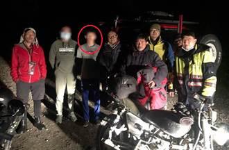 「百岳經驗0」15歲少年帶5碗泡麵縱走能高安 原因曝光